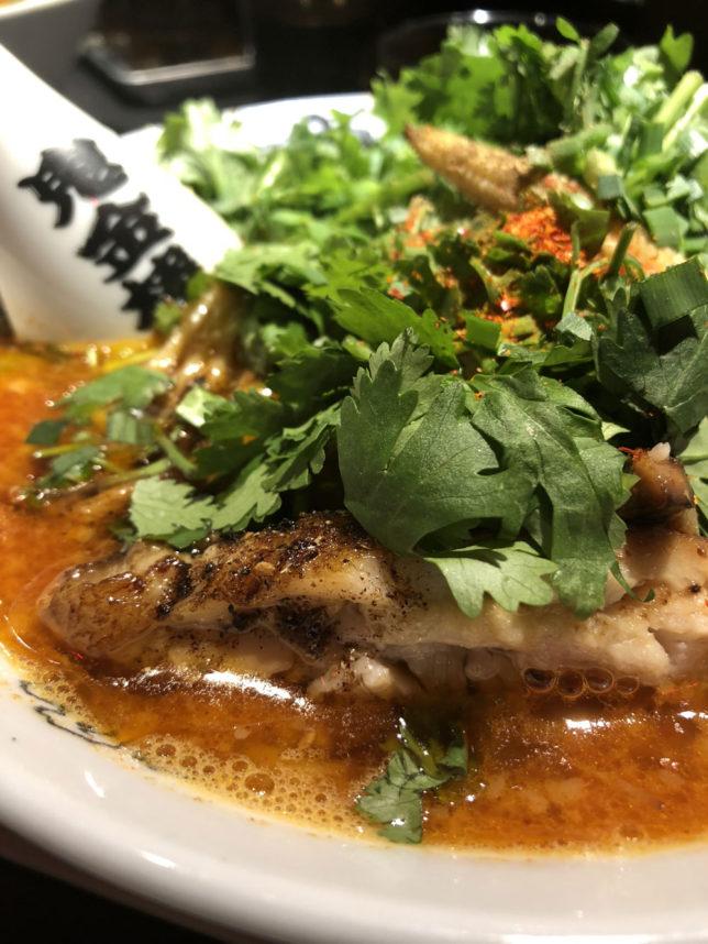カラシビ味噌らー麺ズーム
