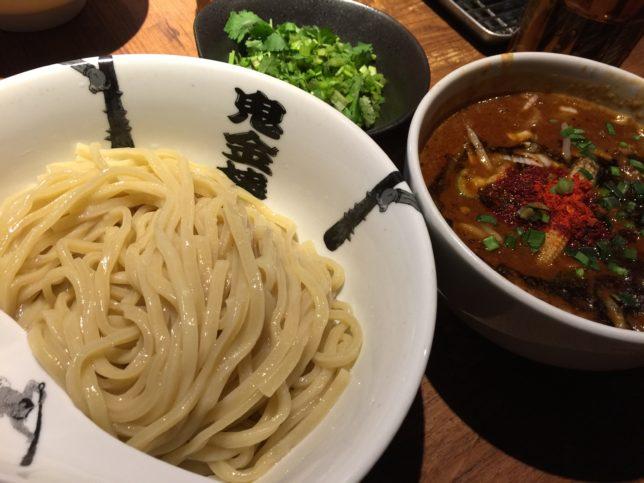カラシビ味噌つけ麺